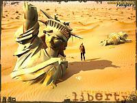 Нажмите на изображение для увеличения Название: Postapocalyptic Liberty.jpg Просмотров: 207 Размер:250.7 Кб ID:28982