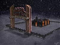 Нажмите на изображение для увеличения Название: Winter Fallout BG Vault.jpg Просмотров: 193 Размер:739.7 Кб ID:29002