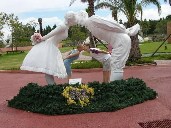 Что за парк любви в корее