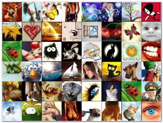 аватарки 64х64 для qip: