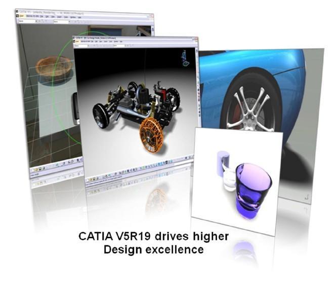 DSS CATIA P2 V5R20 GA (SP0) Win64 Multilanguage