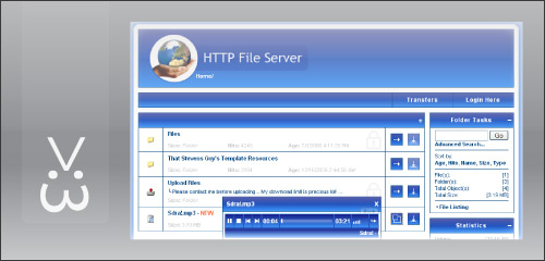 Http file server 2 2 rus for Hfs server templates